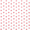My Little Sweetheart Rose Lunch Napkin