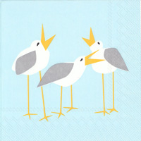 Seagull Lunch Napkin