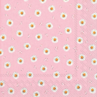 Betty Light Rose Lunch Napkin