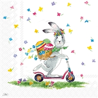 Easter Ride Lunch Napkin