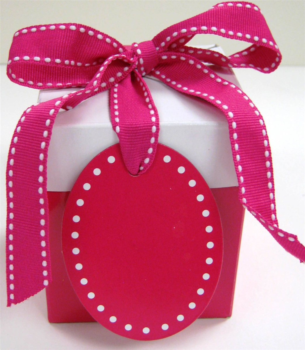 Eco Mini Pretty In Pink Pop-Up Box