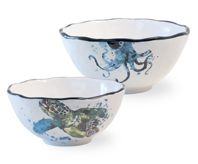 Under the Sea Bowl Set