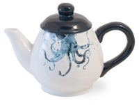 Under the Sea Teapot