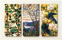 The MET Louis Comfort Tiffany Magnetic Bookmark Set