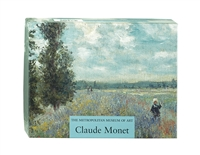 The MET Claude Monet Boxed Notecards