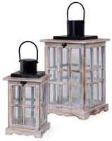 Windowpane Lanterns