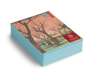 Japanese Print Notecards