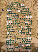 Klimt Tree of Life Holiday Cards