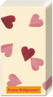 Hearts Pocket Tissue