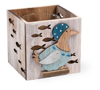 Seagull Pirate Bert Tealight