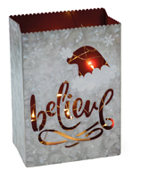 Believe LED Luminary