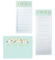 List Pad Set Seagulls S3