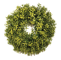 Dexter Wreath Green/Yellow