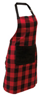 Buffalo Plaid Apron