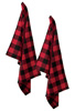 Buffalo Plaid Tea Towels