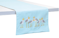 Table Runner Seagulls