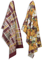 Fall All Over Tea Towels (Set of 2)