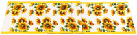 Colourful Sunflowers Table Runner