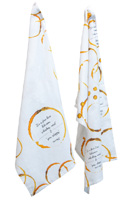 Pourtions Neat & Sloppy Tea Towels