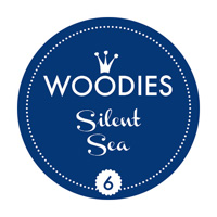 Woodies Ink Pad 6 Silent Sea