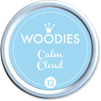 Woodies Ink Pad 12 Calm Cloud