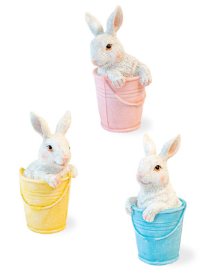 Bunny Buddies in Pails S 3