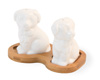Dog Duo Salt & Pepper Set