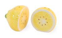 Lemon Drop Salt & Pepper Set