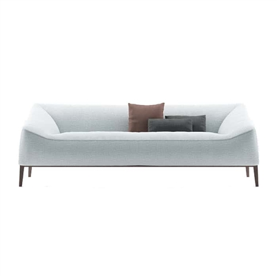 6ft Grey Couch