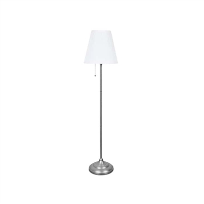 White Floor Lamp