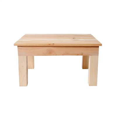 Eco Wood Table