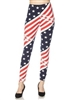 Star and Stripe Legging