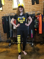 Game Day Touchdown Leggings