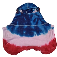 Majestic Pac II Specialty Hood - Red White & Blue