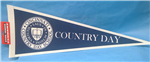 Cincinnati Country Day School Pennant