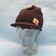 navy knit cap