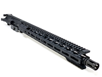 "16"" 5.56 M-LOK15 Pitchfork Upper, Alpha Shooting Sports"
