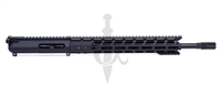 "16"" Nitride 9mm M-LOK15 Pitchfork Upper"