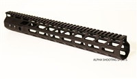 ALPHA ML15 M-LOK hand guard
