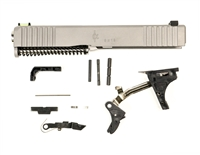 ALPHA G19 EDC V1 Stainless Frame Completion Kit