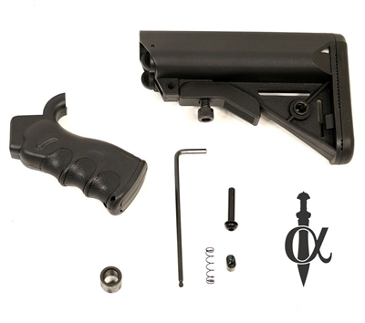 Ledesma Arms Featureless California Compliance Conversion Kit