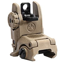 Magpul MBUS Sights Gen 2 FDE – Rear