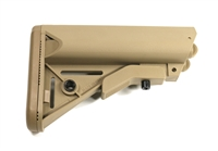 ALPHA SOPMOD Stock - Tan