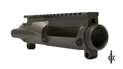 Stripped GRY Upper