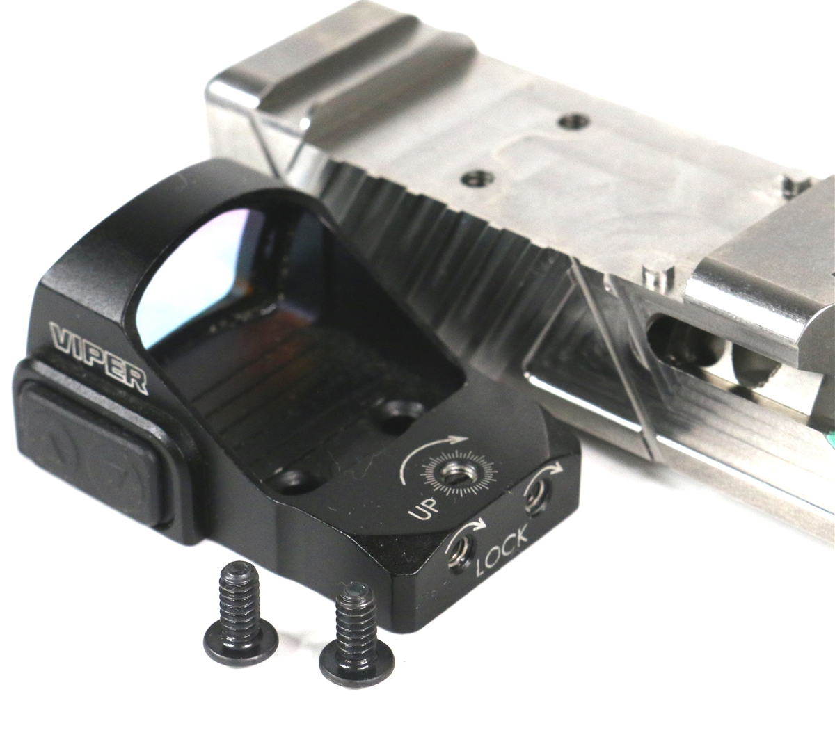 Vortex Viper Optic cut for Glock slides