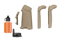 Magpul MIAD GEN 1.1 Grip Kit TYPE 2 AR10 FDE