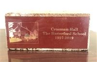 Crosman Hall Bricks