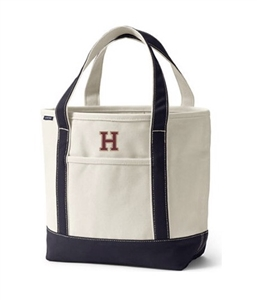 Lands' End 'H' Tote