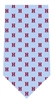 Haverford Boy's Tie - Blue