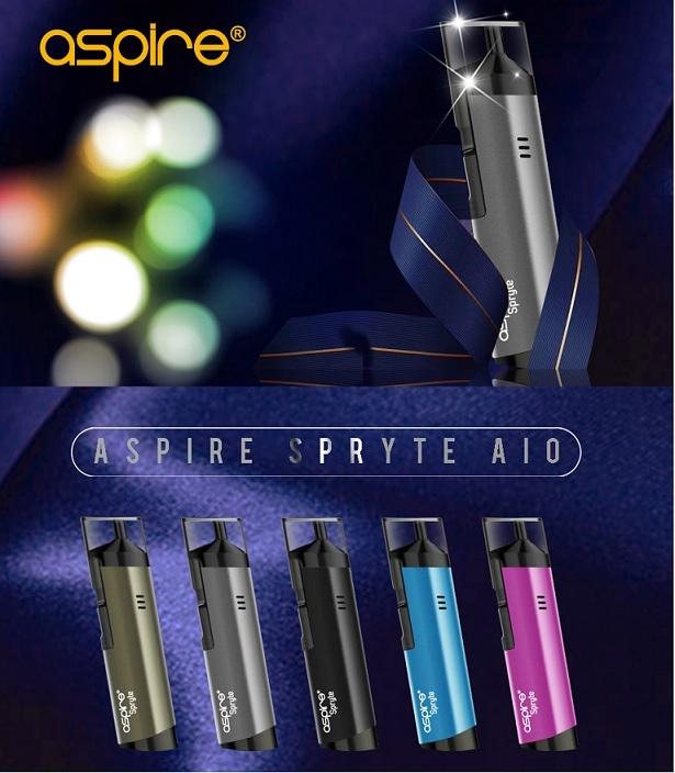 Spryte AIO Kit by Aspire